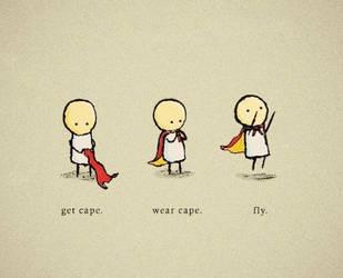 cape by bellapie11
