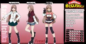 +BnHA OC+ Ichika Profile by firead