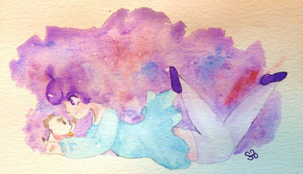 Dream Bee and Puppycat