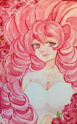 Rose Quartz by fanastyfinder