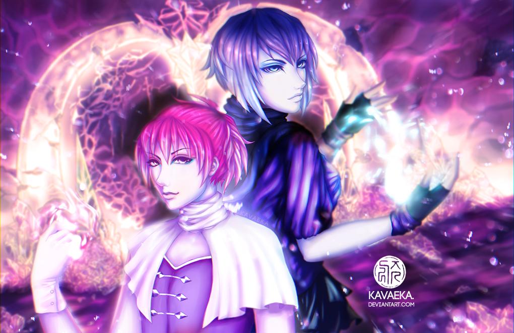 Sisters by Kavaeka