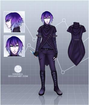Character Reference: Atsaeka
