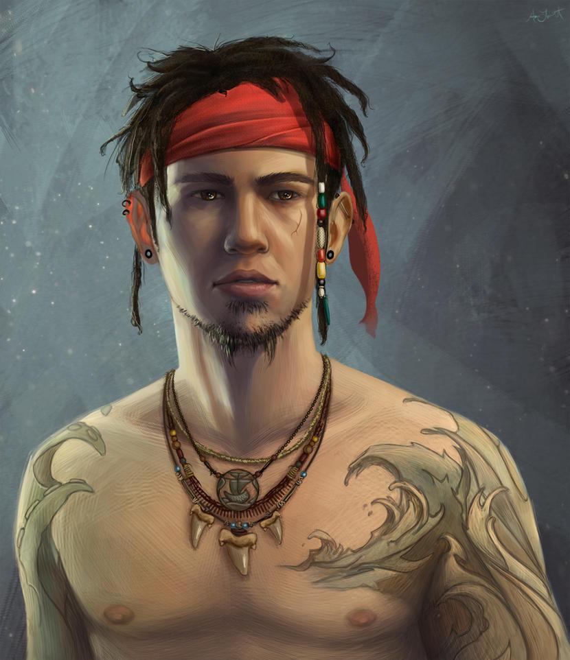 Pirate by adlovett