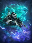 Chen Stormstout by adlovett
