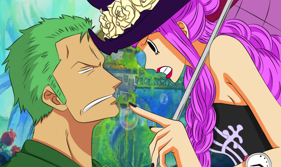 perona and zoro relationship test