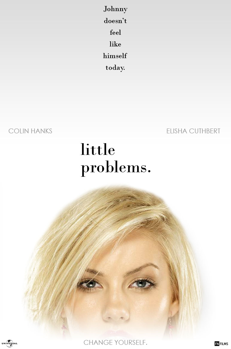 Little Problems - Movie Poster by fauxster