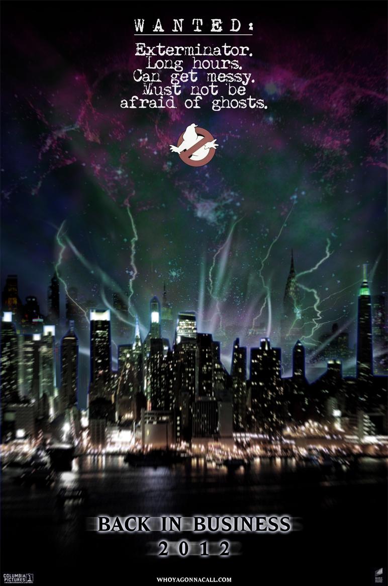 Ghostbuster 2009 movie