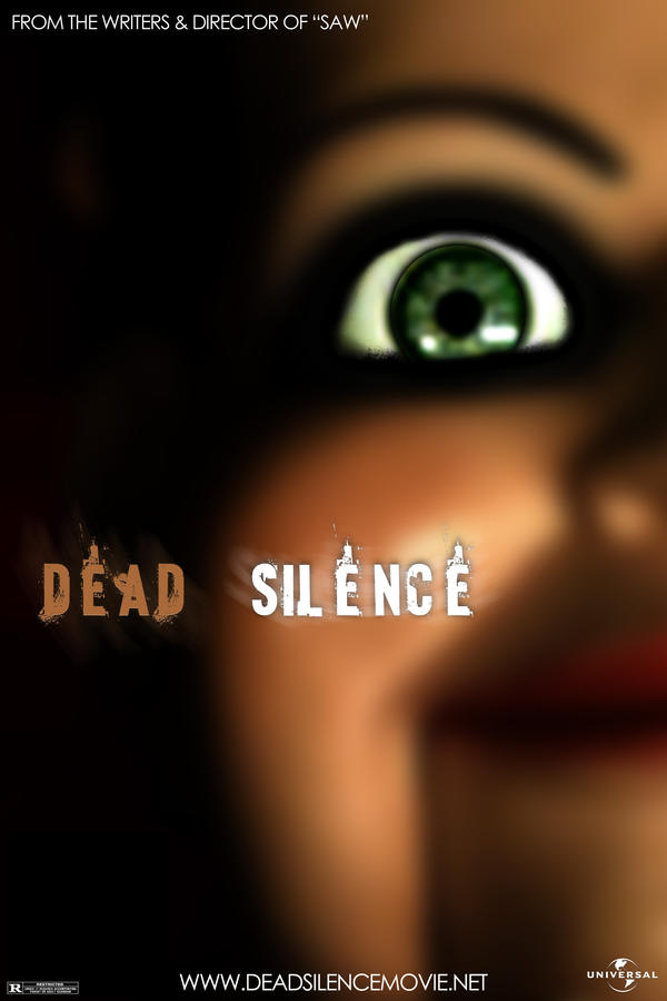 Dead Silence - Movie Poster by fauxster