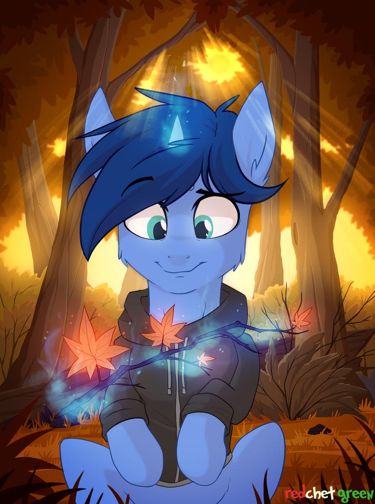 Autumn by RedchetGreen