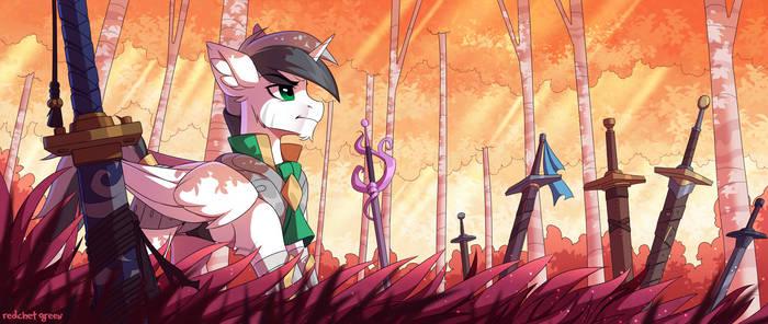 Graveyard Of Swords
