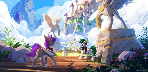 Road To Canterlot
