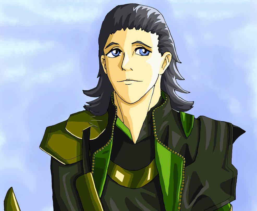 Loki artillery fit
