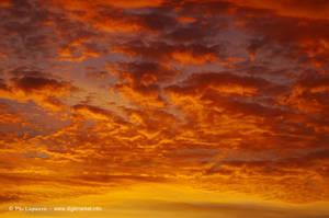Fire Clouds by DigitPhil