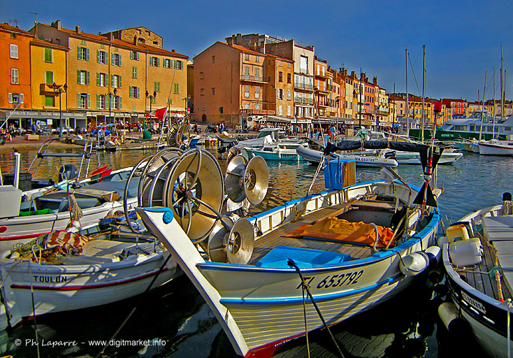 Saint Tropez by DigitPhil