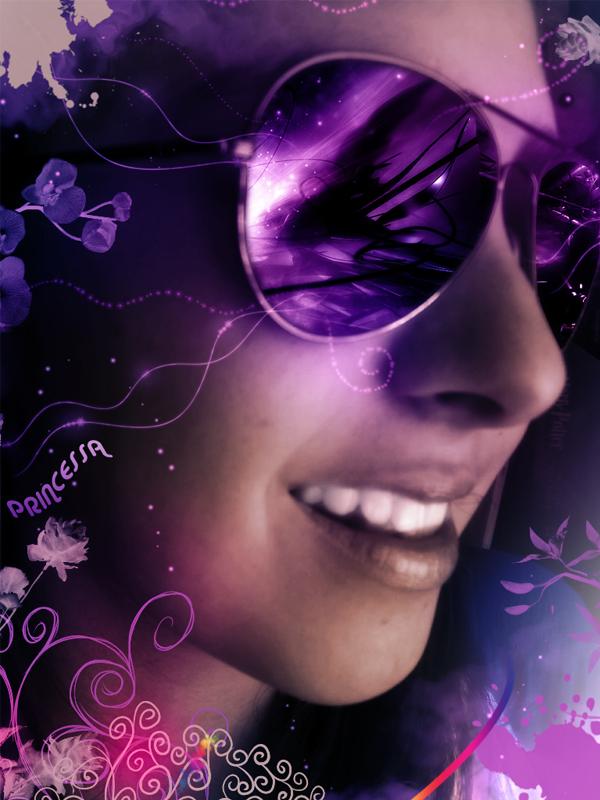 Princessa Sunglasses. remix by FISHBOT1337