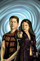 Farscape issue 2 by MDiPascale