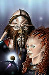 Farscape Dargo issue 2 cover