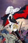 Lady Death Auxiliary 1 cover