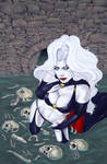 Lady Death Auxiliary 3 cover