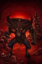 Dark Gods 02  Diety cover