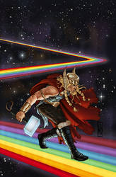 God is Dead cover Thor