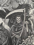 Death with Ravens