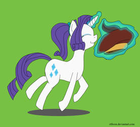 High Class Pony WIP by RTFtoon