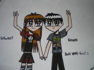 Me and Kapaeme