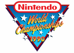 Nintendo World Championships 1990 logo IMPROVED