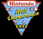 Nintendo World Championships Title Screen Logo