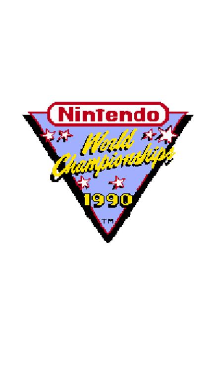 Nintendo World Championships Gold label