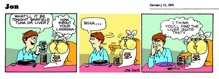 Jon (Pendleton Garfield) Recolor - 01/15/1976