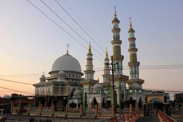 serenity of Masjid 2 by muhammad31051984