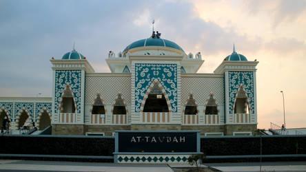 Masjid At Taubah by muhammad31051984