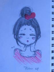Pucker Up by xxAiko-chanxx
