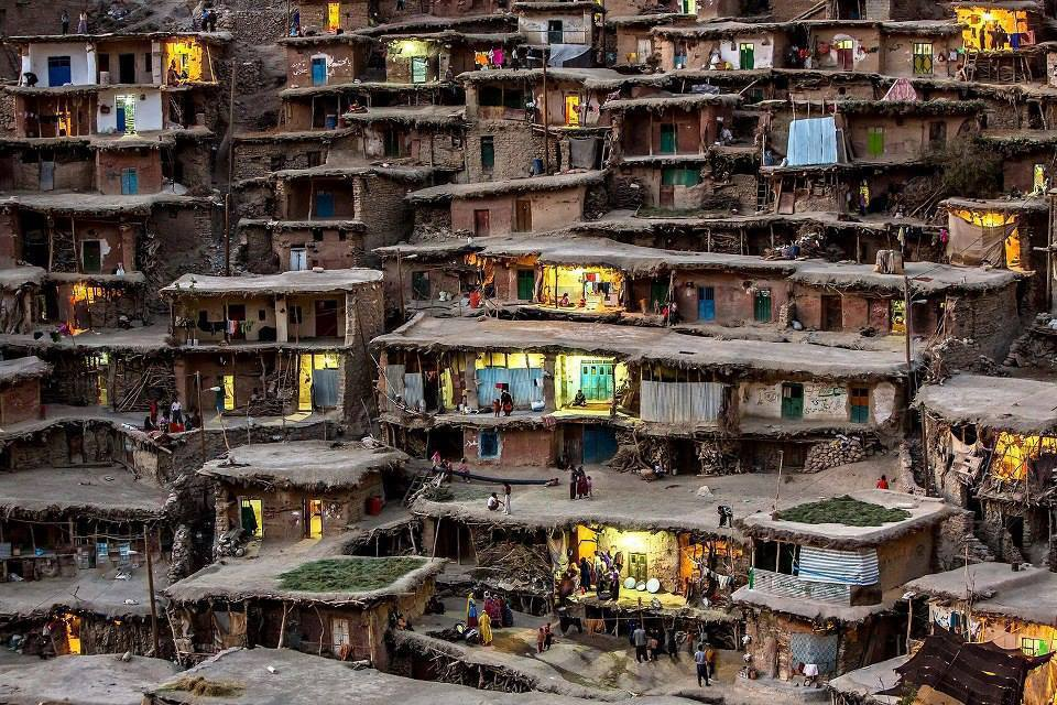 Hawraman, Kurdistan by melkejal