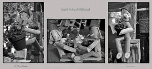 Back into childhood by hydrocean