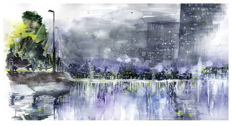 dream city by thuyngan