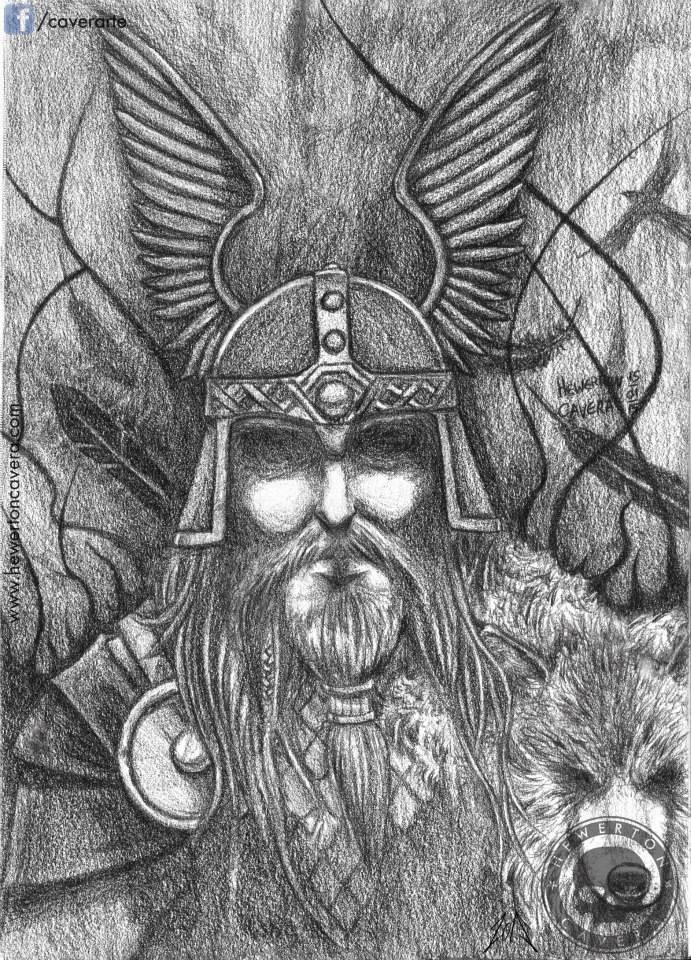 Odin by CA-V-RA