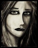 Greta, Facial Study by The-Infamous-MrGates