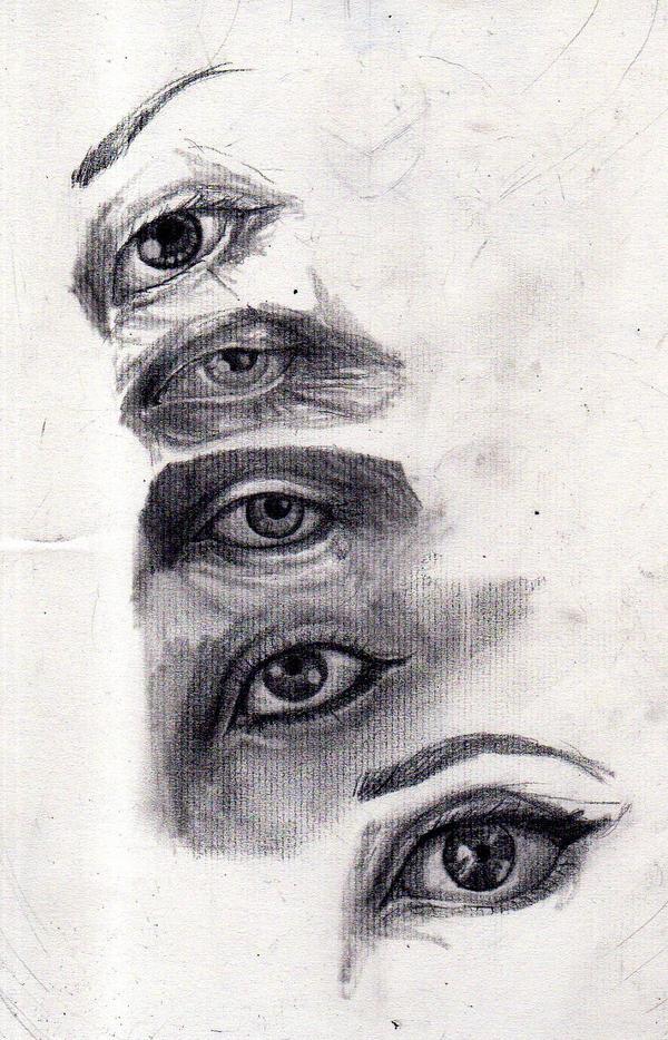 Eye Study by Art-of-the-Seraphim