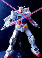 HG RX-78 Gundam - 5 by The-Infamous-MrGates