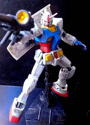 HG RX-78 Gundam - 6 by The-Infamous-MrGates