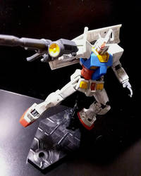 HG RX-78 Gundam - 7 by The-Infamous-MrGates