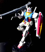 HG RX-78 Gundam - 8 by The-Infamous-MrGates