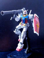 HG RX-78 Gundam - 9 by The-Infamous-MrGates