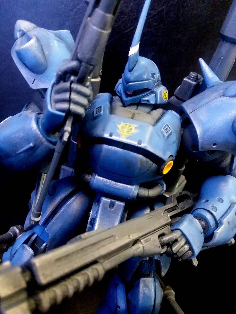 HG Kampfer - 8 by The-Infamous-MrGates