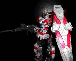 [3] HG Narrative Gundam