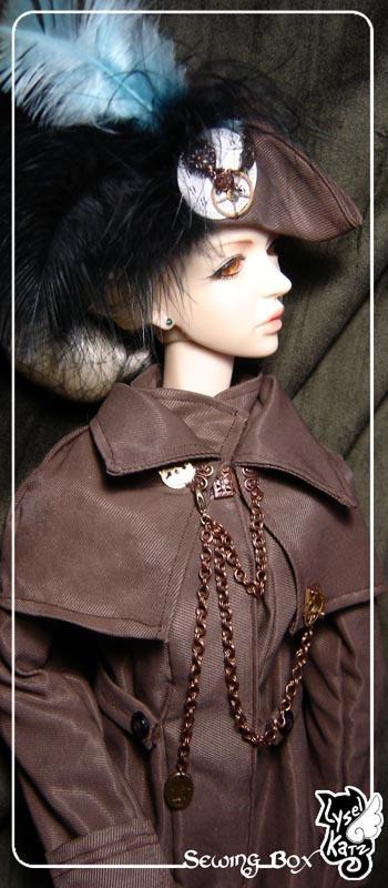 BJD outfit : soft-steampunk008