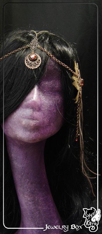 Lifesize Headdress 001-3